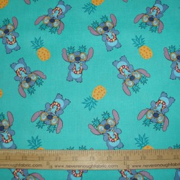 Disney STITCH and Pineapples