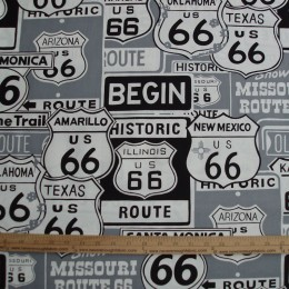 Alexander Henry Historic Route 66  color C