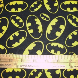 Cotton BATMAN LOGO