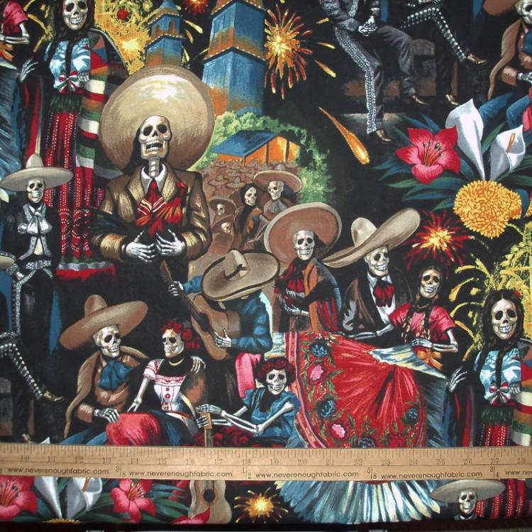 Alexander Henry Fiesta De San Marcos
