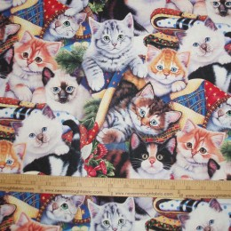 Digital print Cozy Kittens / Cats