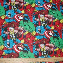 Marvel Comics Super Hero packed