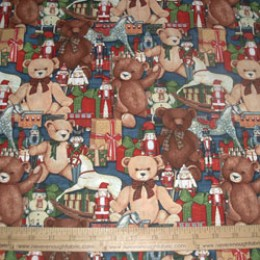 Holiday Home by SSI Bears and Presents at Christmas