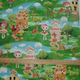 Lalaloopsy cute as a button Scenic all over