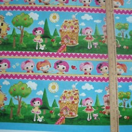 Lalaloopsy cute as a button Linear