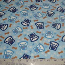 Skelanimals Flannel Maxx the bulldog